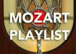 Mozart playlist, flame tree piano