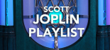 Audio playlist for Sheet Music for Piano Scott Joplin